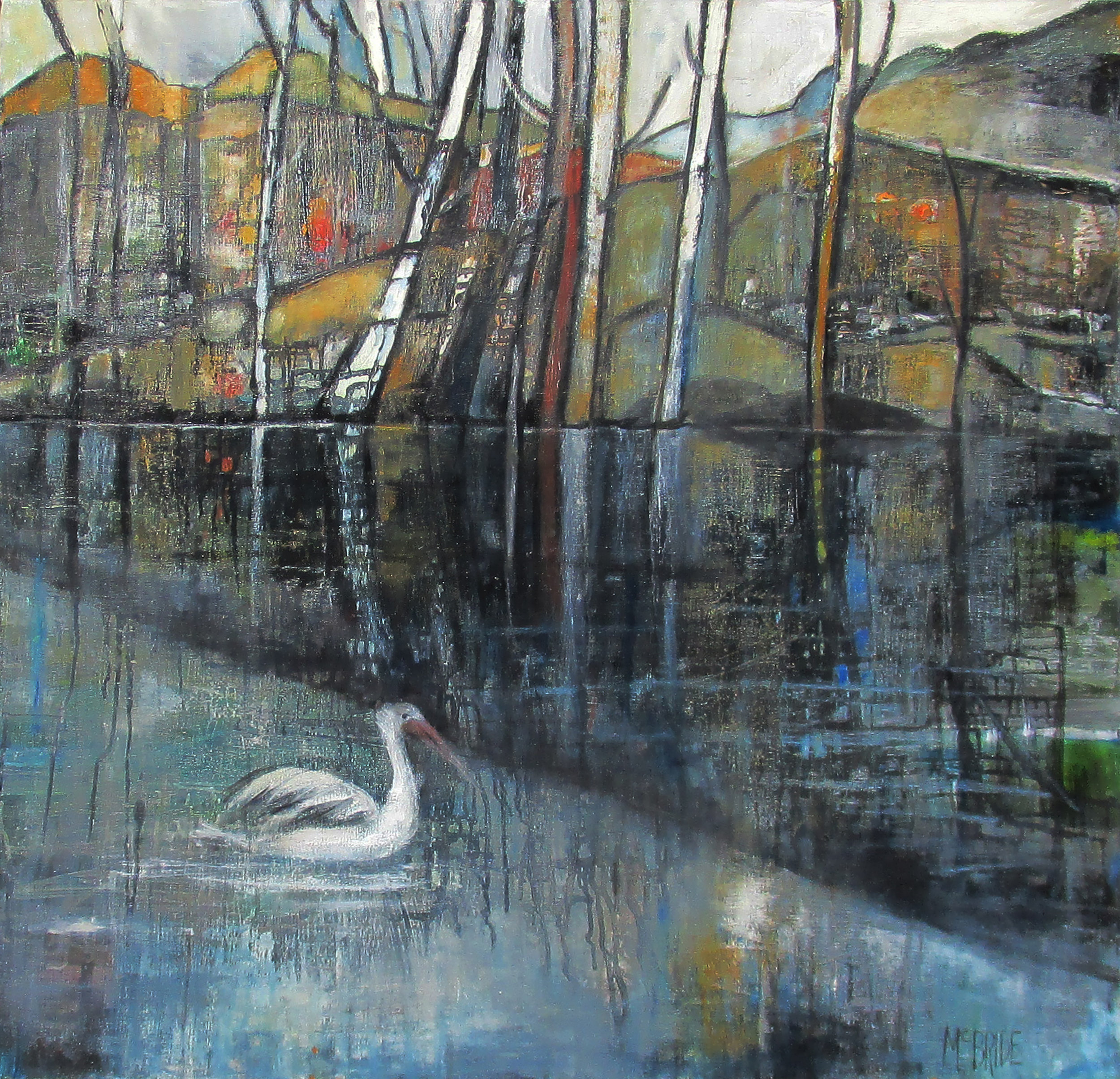 Janice McBride, By the Singing River