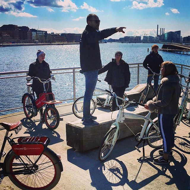 Spring is finally here and so are we. Happy and ready for our 7th season in the streets of Copenhagen #cyclingcopenhagen #ibikecph #coolgroup #americanstudents #spring #copenhagen #rideinstyle #visitdenmark #wonderfulcopenhagen #picoftheday #springsummer2019