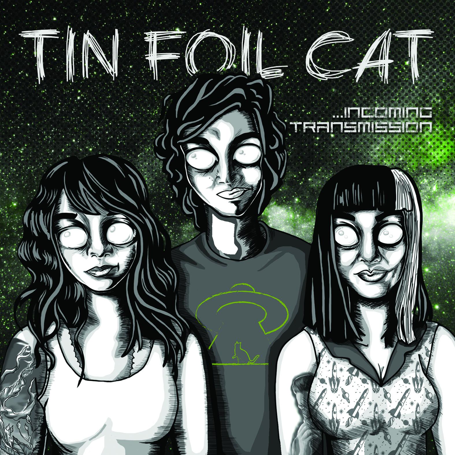 Tin Foil Cat EP