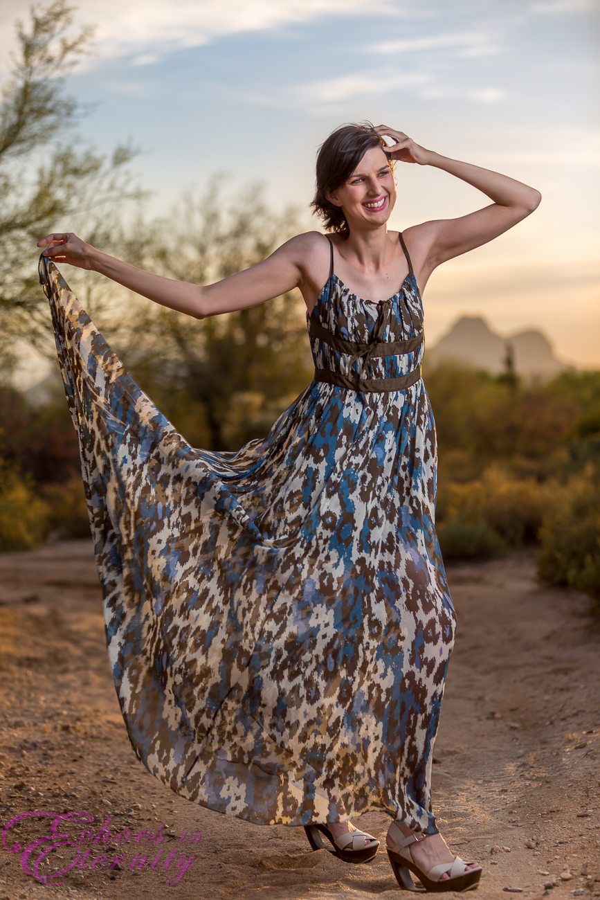 Tucson Models and Glamour Photography  dress