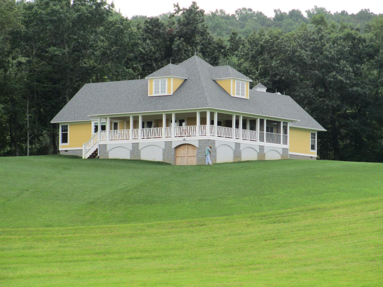 Porch House