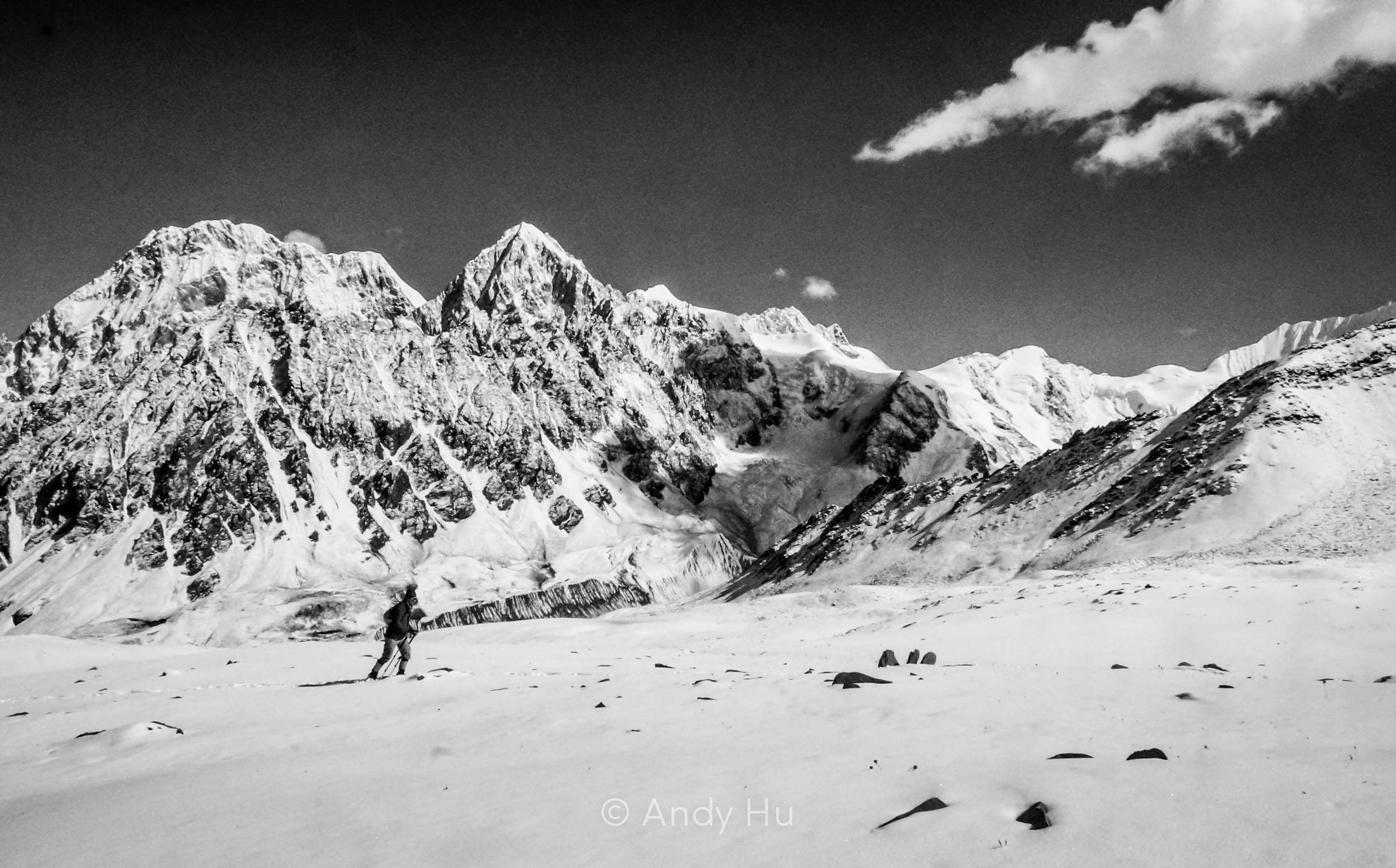 Riwoche pass, Mt. Gongga Trek