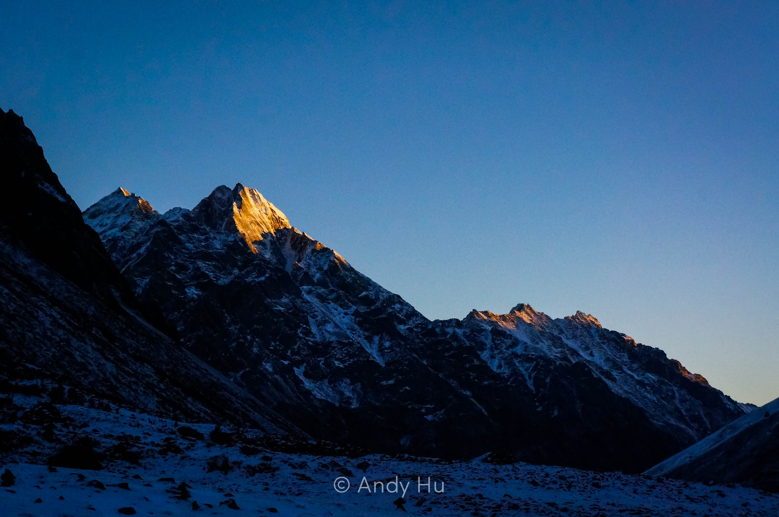 Mt. Gongga Trek Lower Riwoche