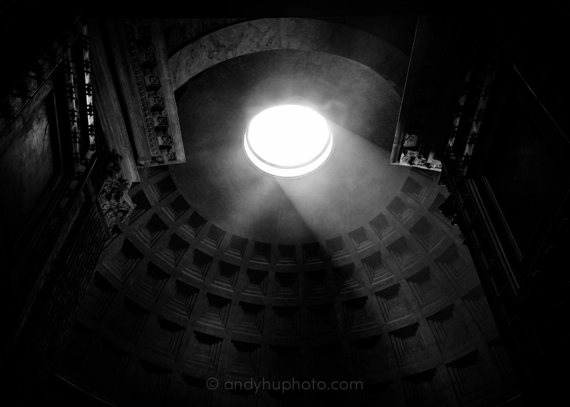 The Pantheon (Interior)