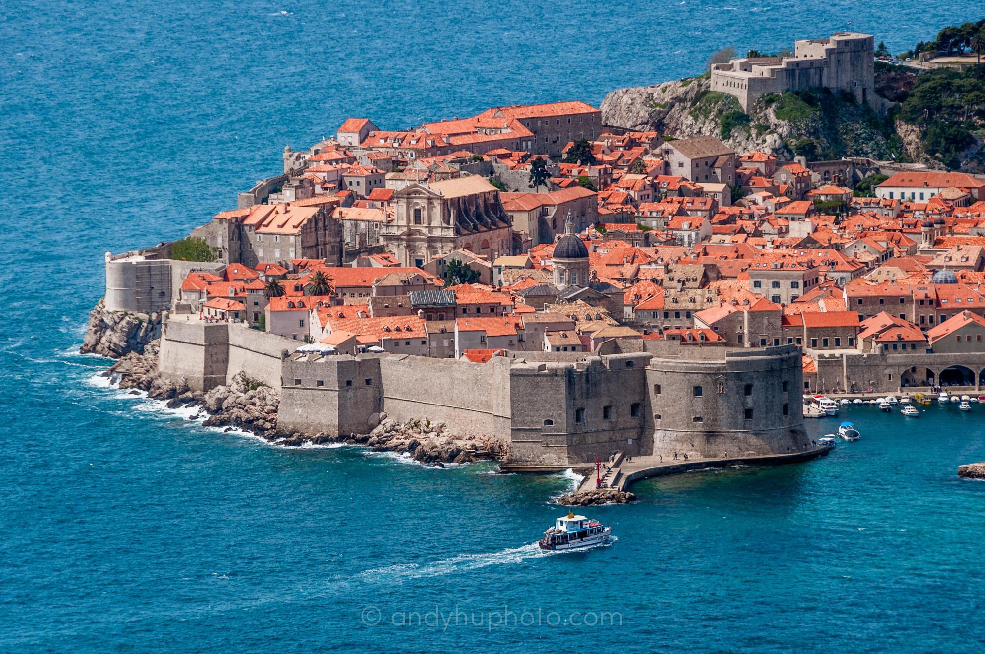 "Dubrovnik Grad - ""Pearl of the Adriatic"""