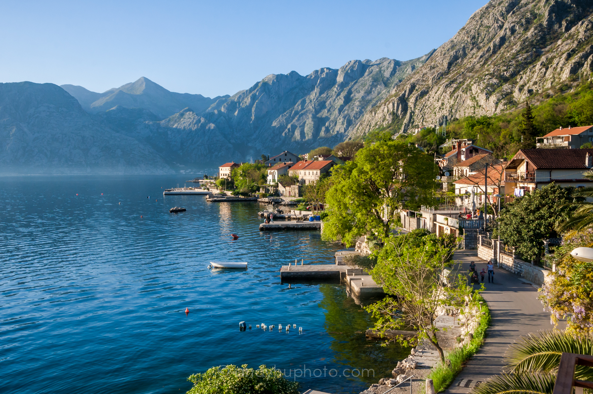 The Most Beautiful Street in Kotor