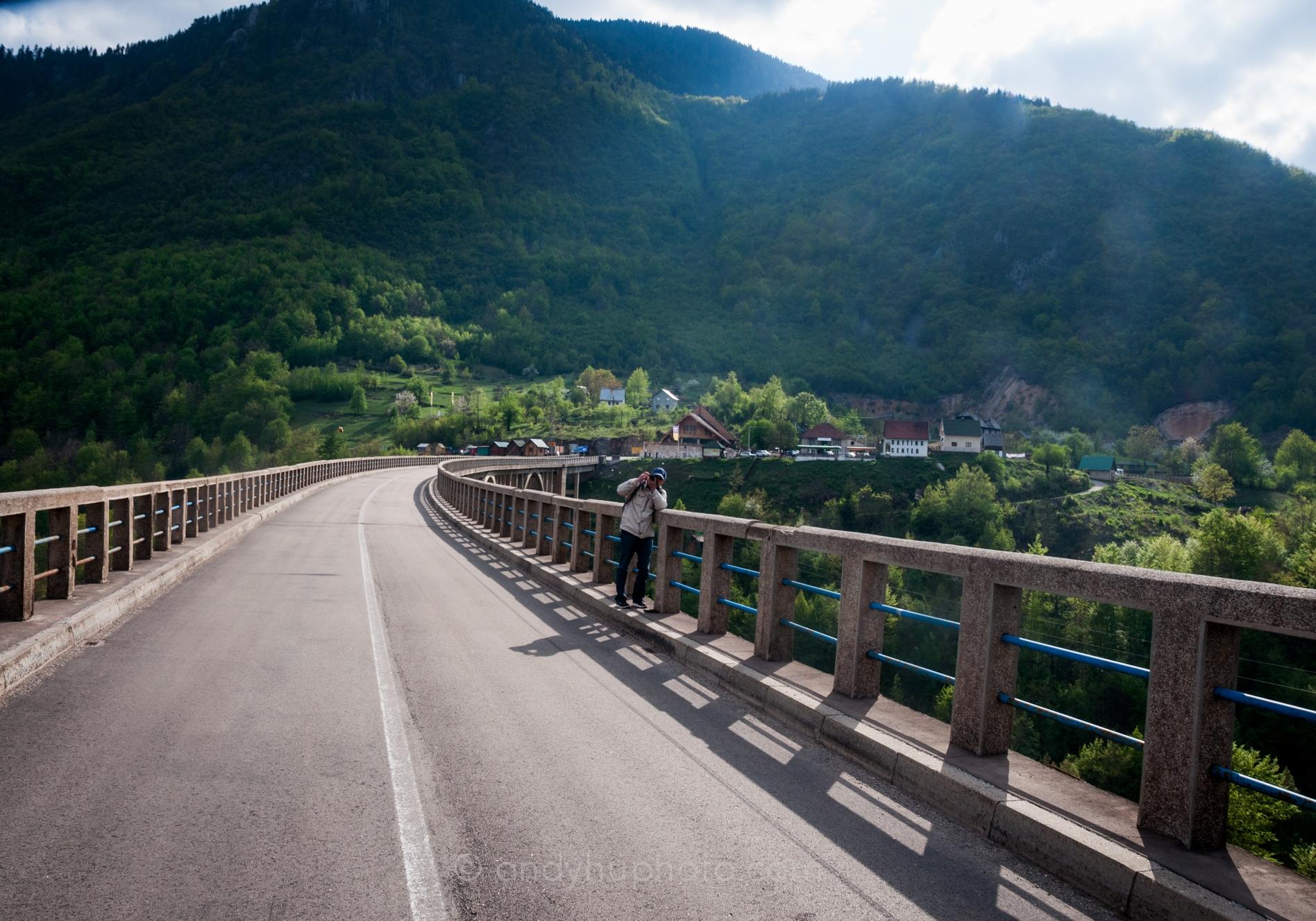 On Tara Bridge