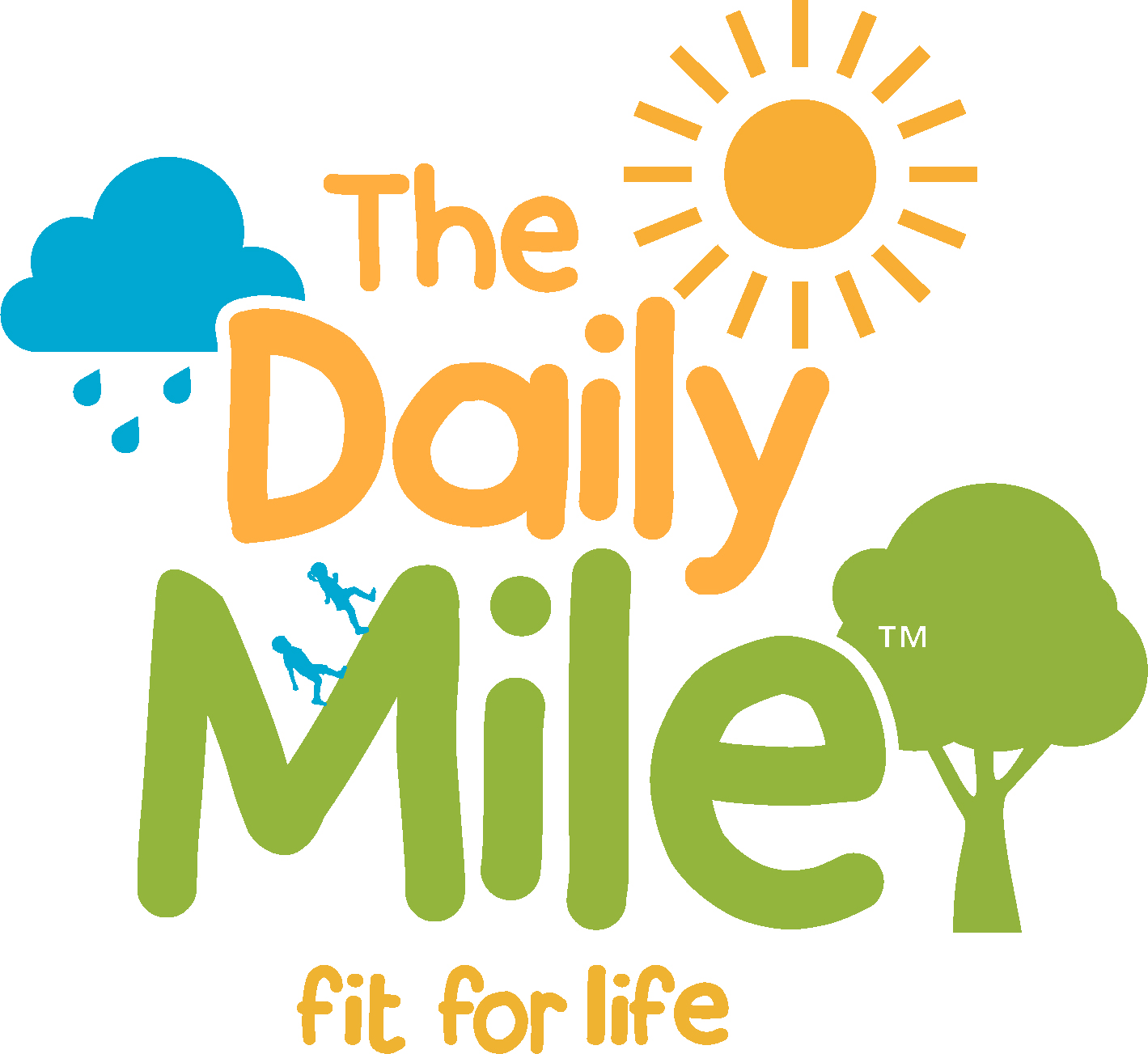 The aim of The Daily Mile is to improve the physical, social, emotional and mental health and well-being of our children – regardless of age, ability or personal circumstances. -