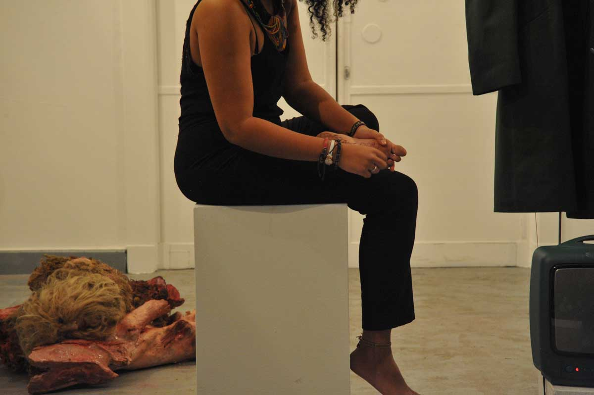 Nathalie Bikoro: Plantation Memories