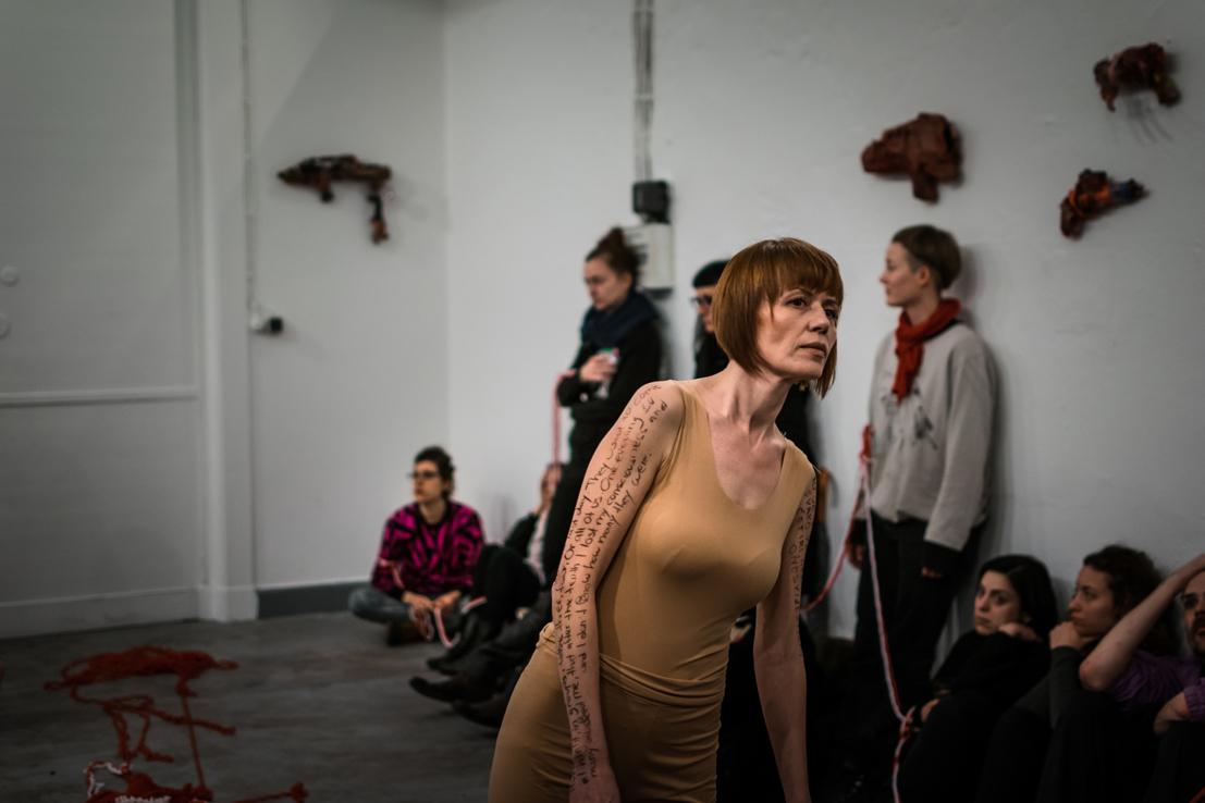 Sanija Kulenovic & Adi Liraz: ExDress: The Body of Trauma