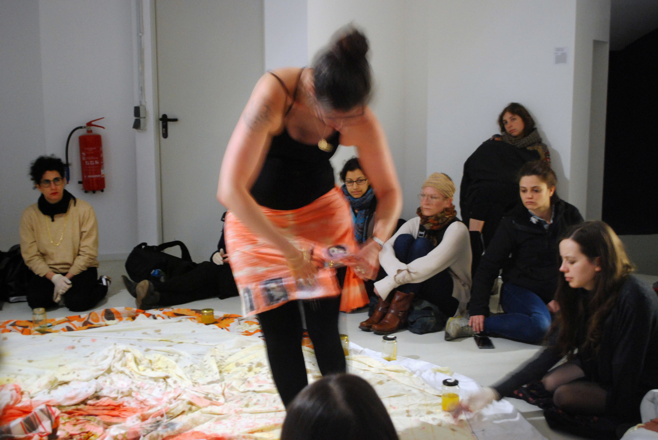 The Fluid Body on an Uneven Political Ground / Adi Liraz
