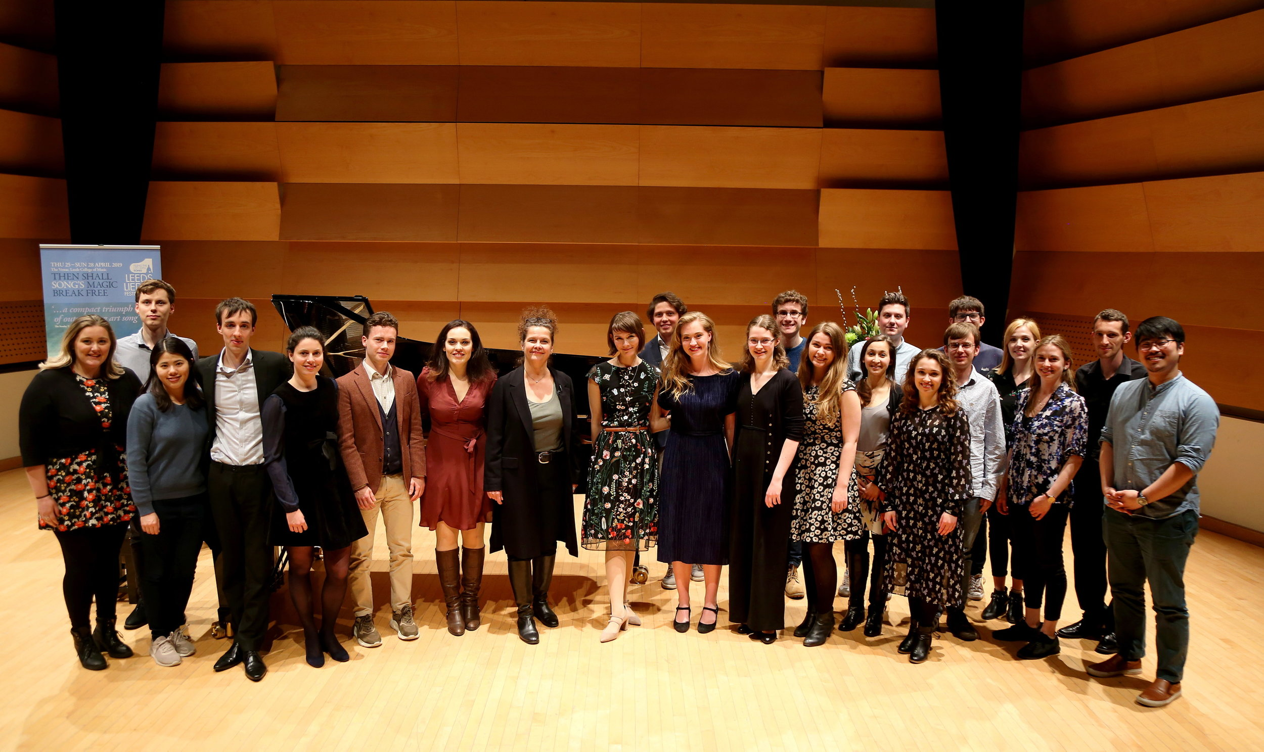 Leeds Lieder Young Artists 2019