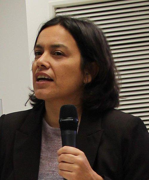 Sara Ahmed, Author of 'The Cultural Politics of Emotions', 2004.