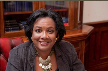 Diane Abbott, Shadow Home Secretary and MP for North Hackney & Stoke Newington, Labour Party.