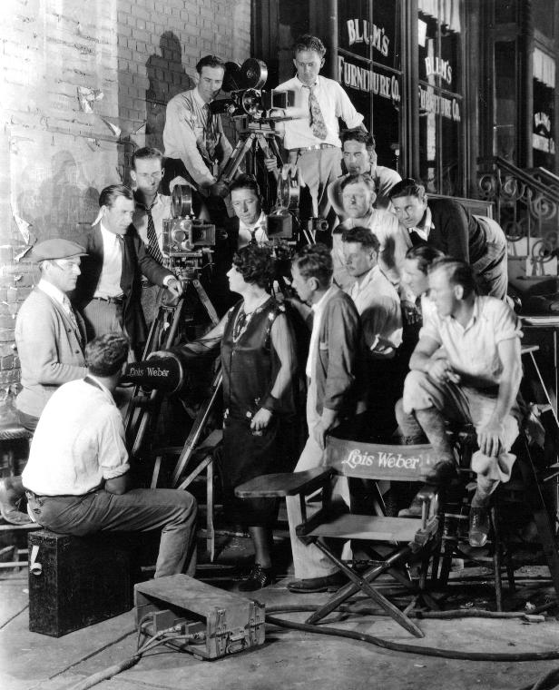 Lois Weber Female Filmmaker