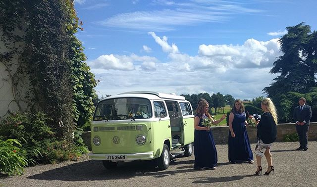 Hard to believe that blue skies were coming when the day started so windy and wet, as Moomin was the only van that got the weekend off we are channelling some Moomin #mondaymotivation in the hope of summer arriving with a 💥 . . . #scottishwedding #weddingscotland #weddingweekend #alternativewedding #creativewedding #quirkywedding #retrowedding #bohowedding #festivalwedding #rusticwedding #vwwedding #scottishbride #liveyourdreams  #makeanentrance #arriveinstyle #vwcamper #getmetothechurchontime #scottishgroom #wedspiration #alternativetransport #campervanwedding #weddinginspiration #2019brides #scottishweddingsupplier