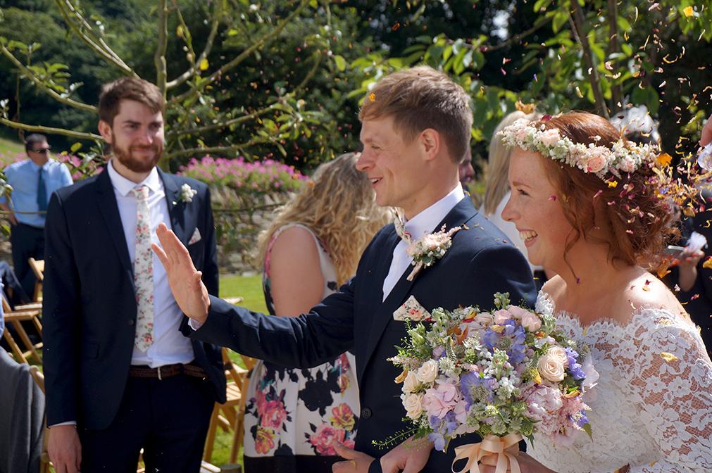 Real wedding at Pengenna Manor in Cornwall wedding venue Jasmine & Richard 01.jpg