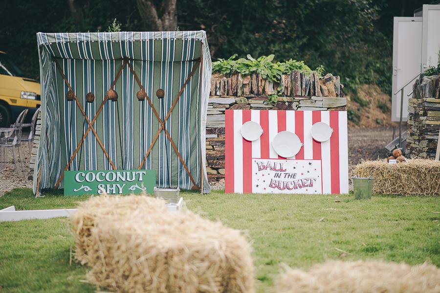 Outdoor garden fete event at Pengenna Manor in Cornwall 02.jpg
