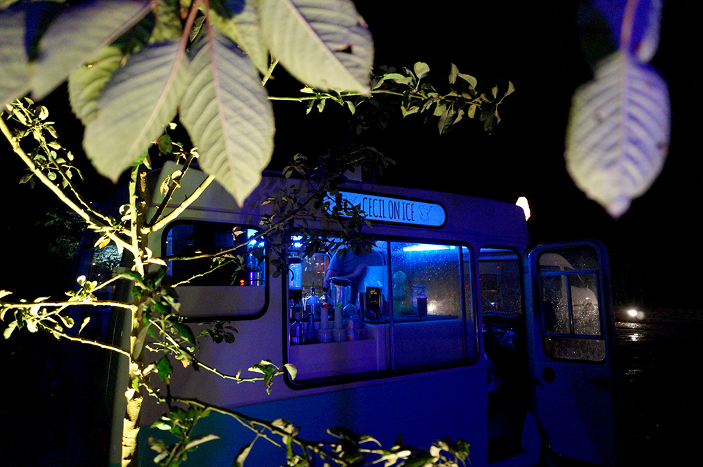 Outdoor music festival event cocktail van at Pengenna Manor in Cornwall 02.jpg