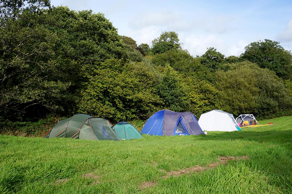 Wild camping meadow field at Pengenna Manor wedding venue in Cornwall.jpg