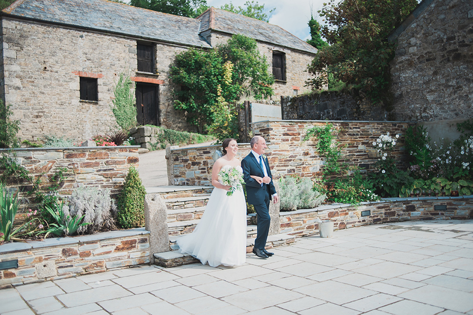 Real wedding at Pengenna Manor in Cornwall wedding venue Hanna & Tom 03.jpg