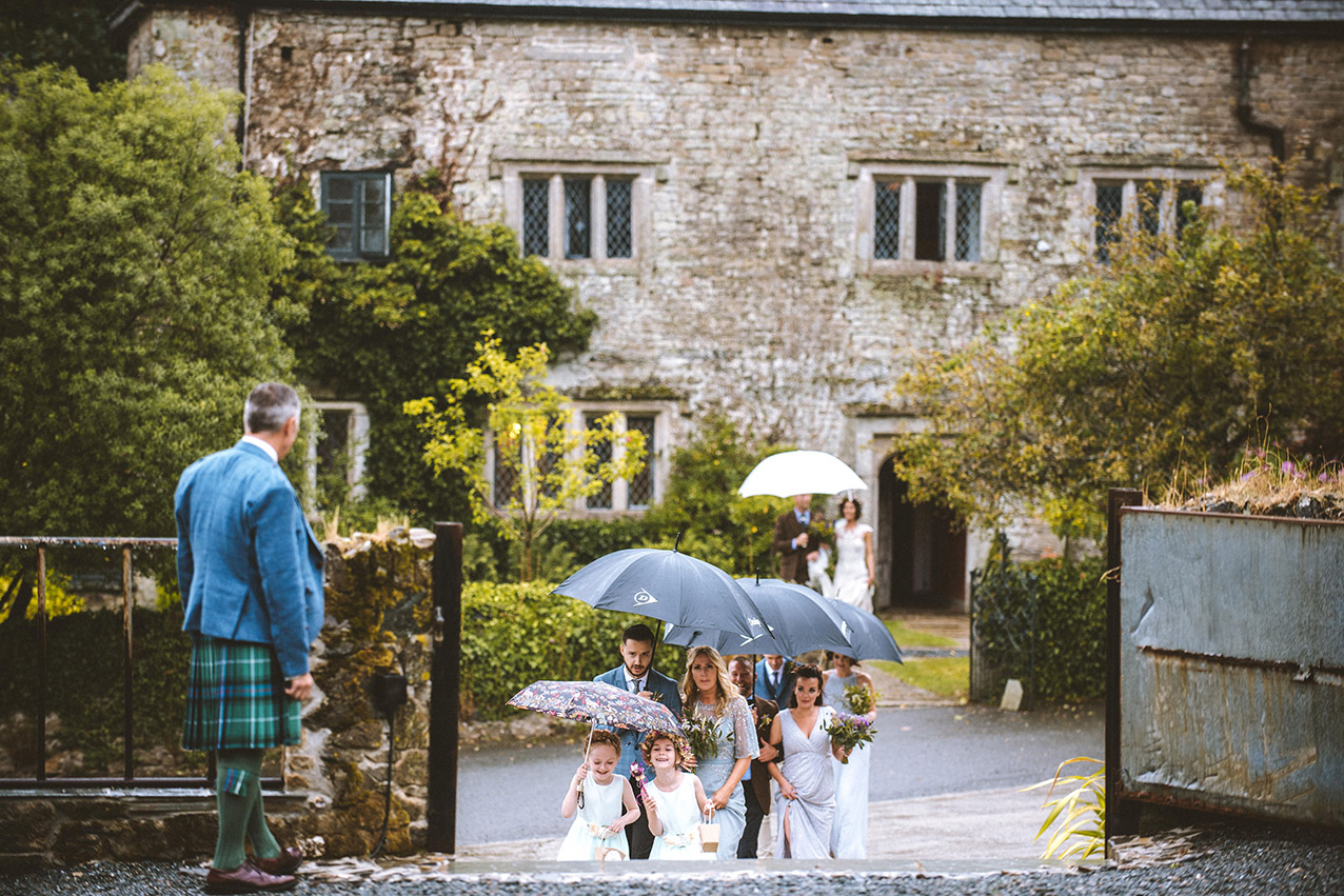 Real wedding at Pengenna Manor in Cornwall wedding venue Leigh-Anne & Jason 10.jpg