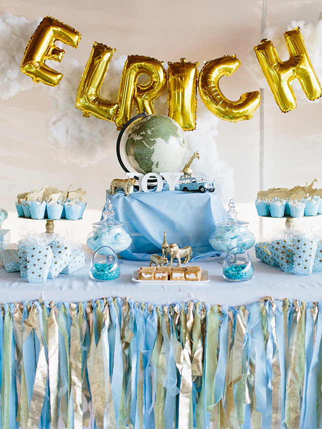 baby shower south africa