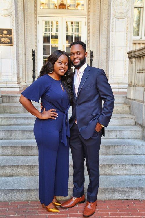 Brandon & Kala Brown, Owners / Founders of BB Media