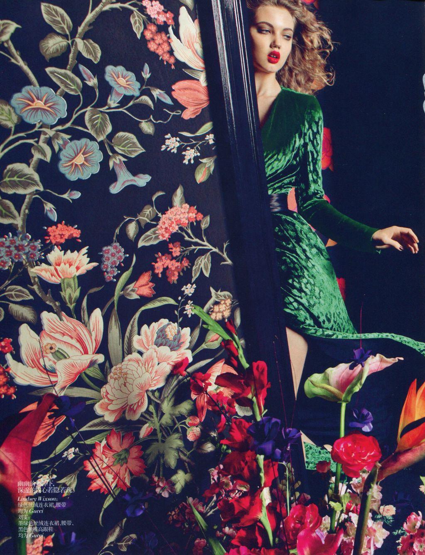 Love the 'Folk' inspired prints