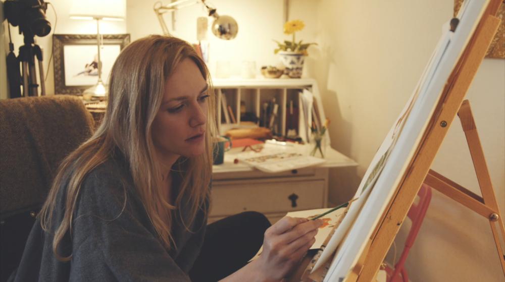 Art film|Yad Deen| Horse Painting Artists| London Artist