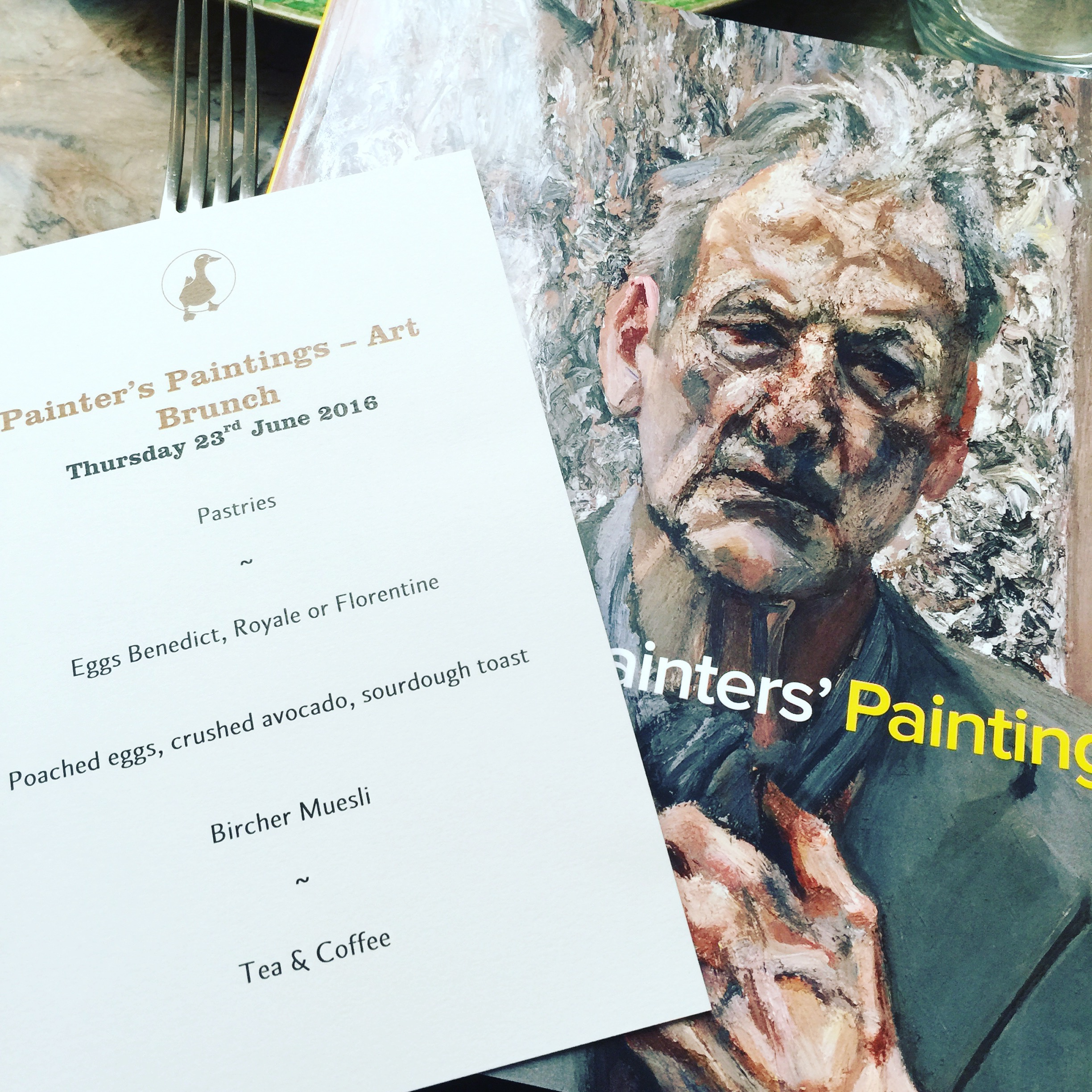 Painters' Paintings | The National Gallery | The Groucho Club | Art Review