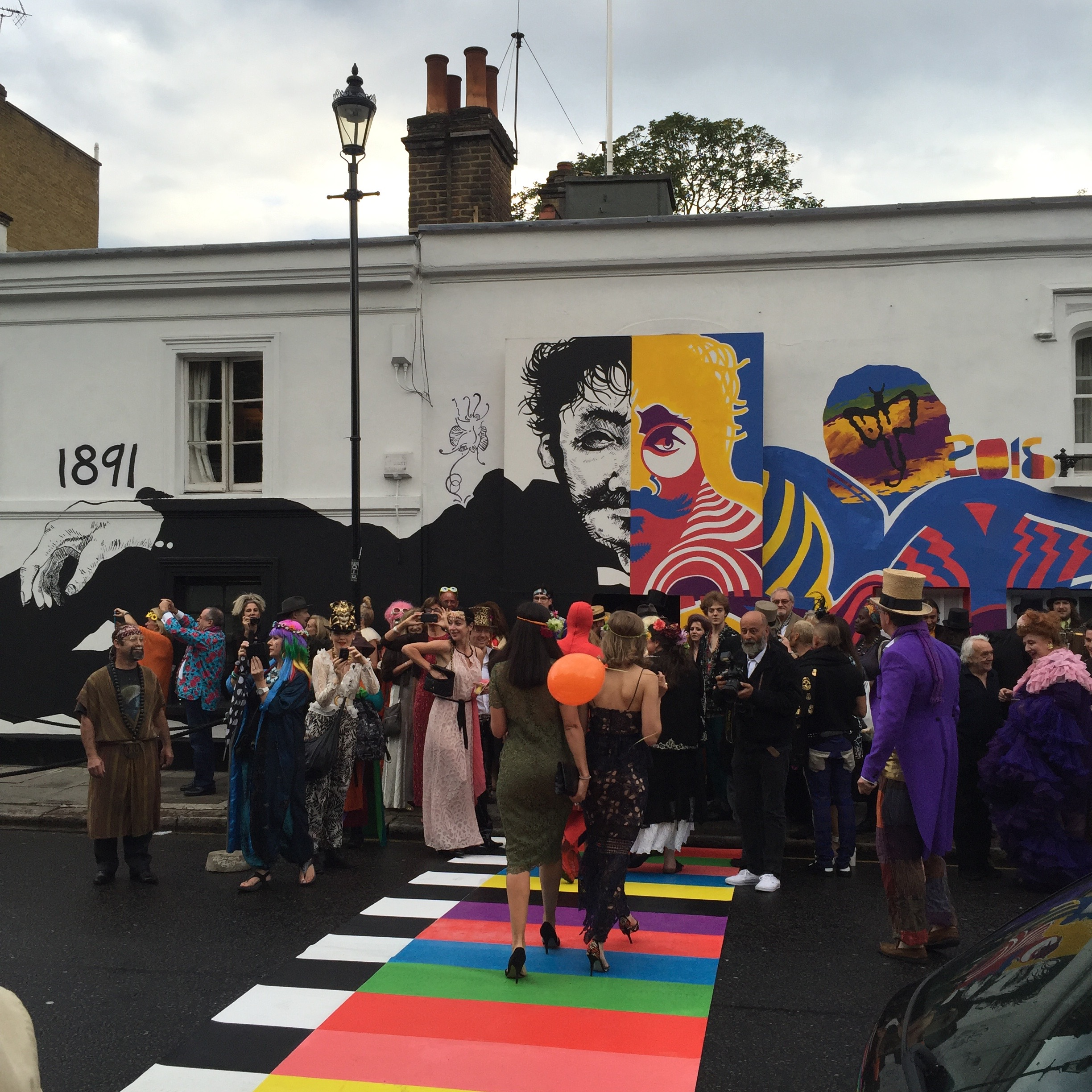 The Chelsea Arts Club Summer Ball | 125 years | Chelsea Arts Club | Art Event | London