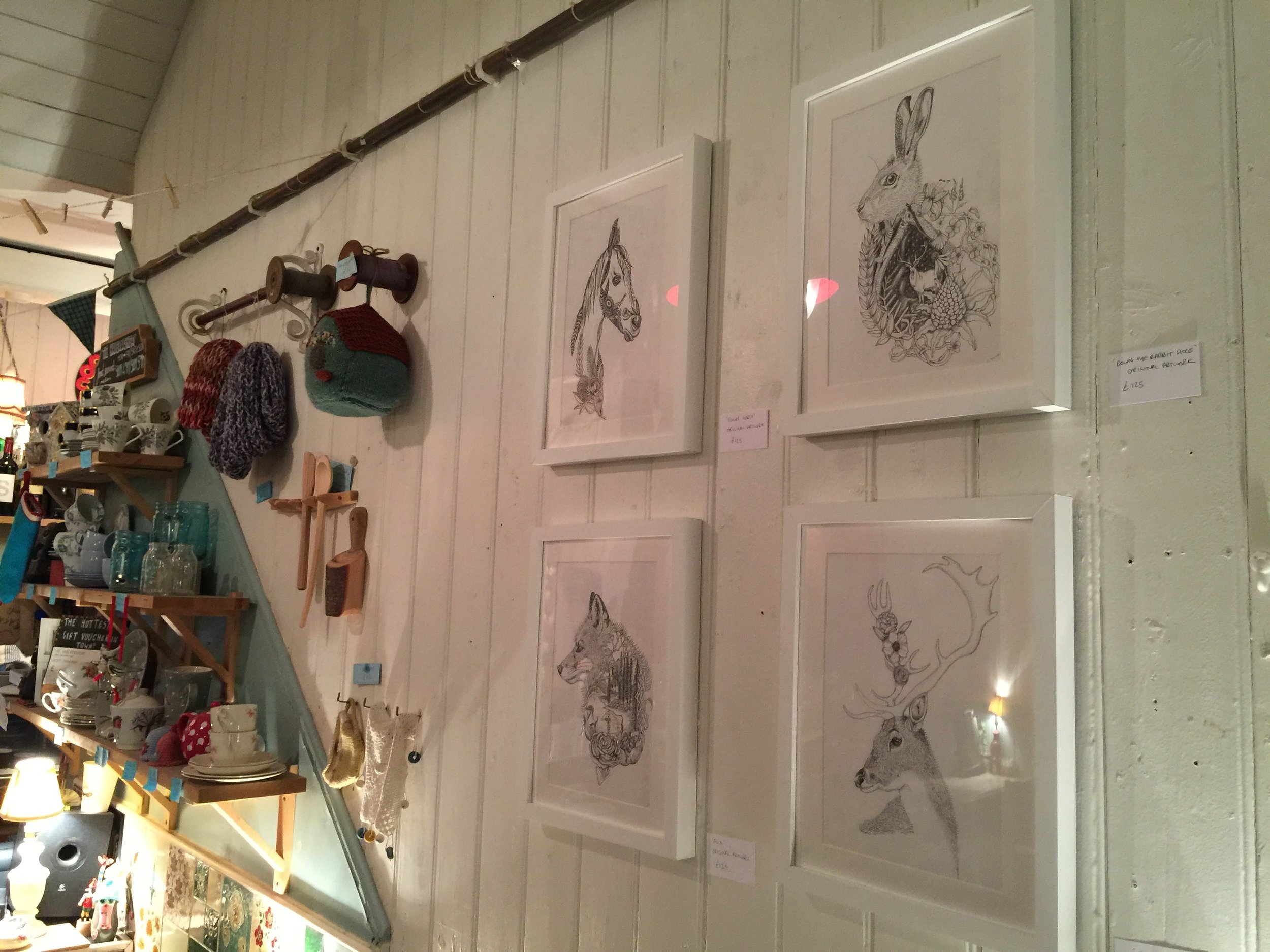 A Colourful Mind   The Haberdashery   Art Exhibition   London