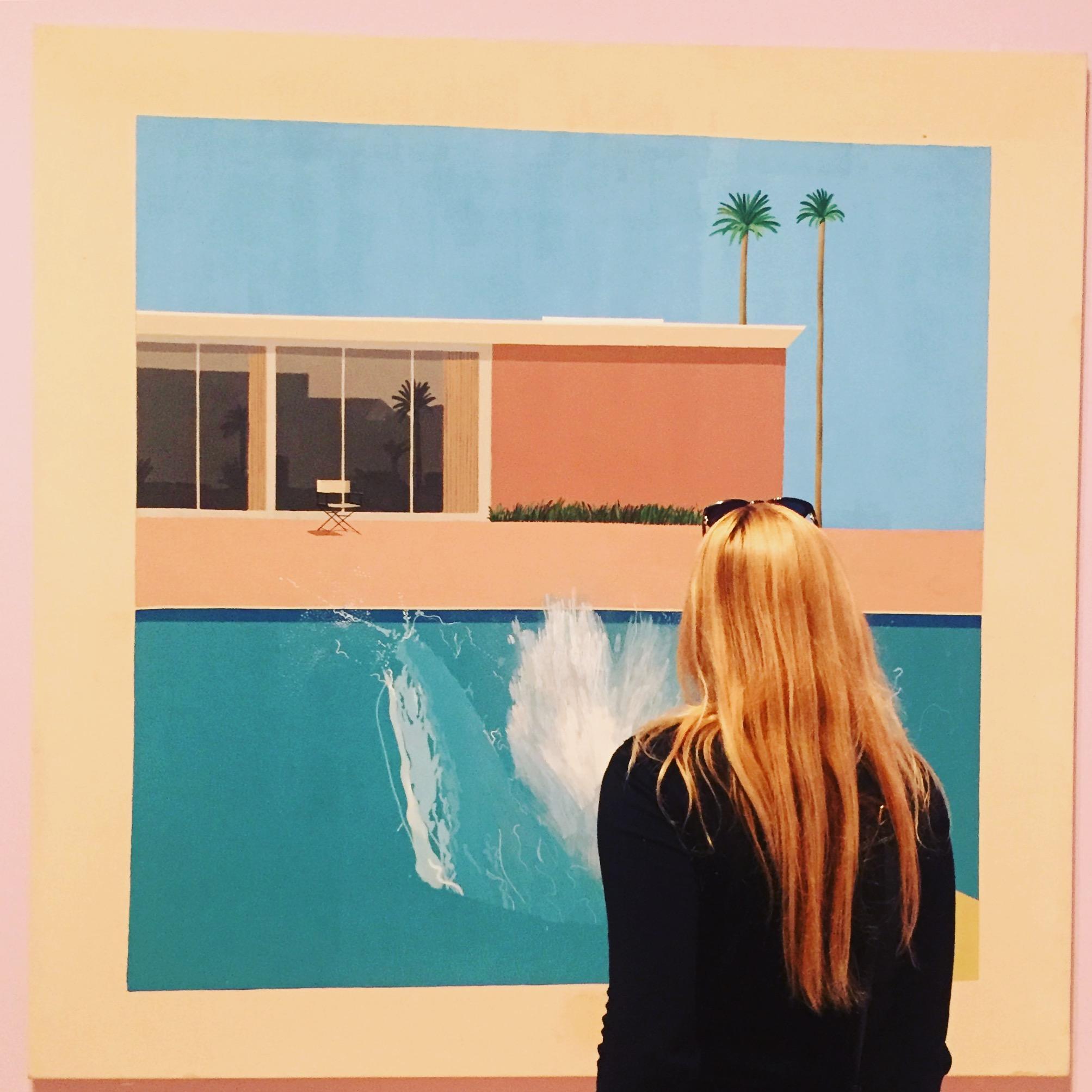 David Hockney | The Tate Britain