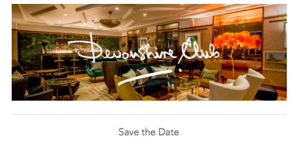 Ambassador Dinner At The Devonshire Club | Art Dinner | London