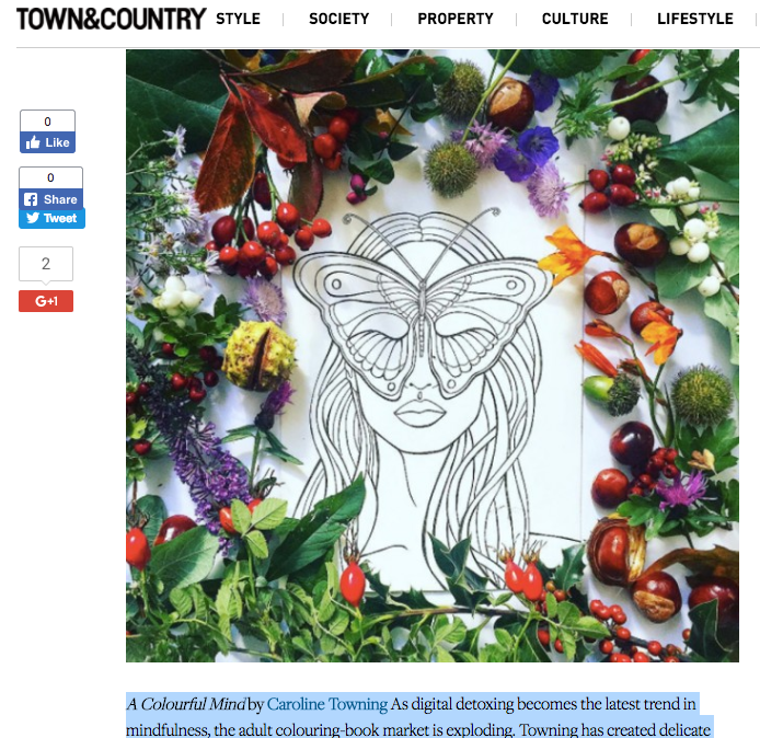 Alisa Swidler |Town And Country | Press | Book Review | London