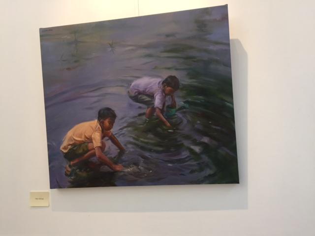 Richa Vora | Art Exhibition | The Nehru Centre