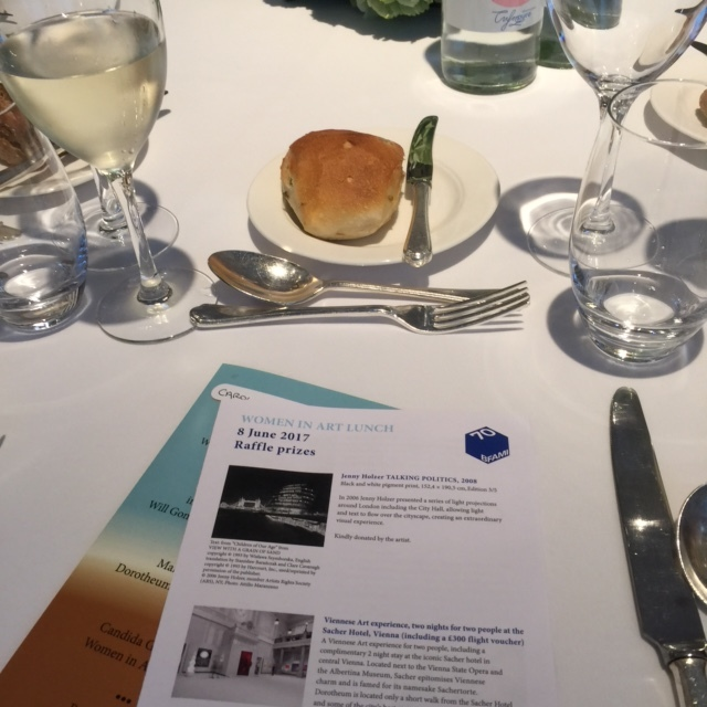 Woman's Art Lunch | The Dorchester