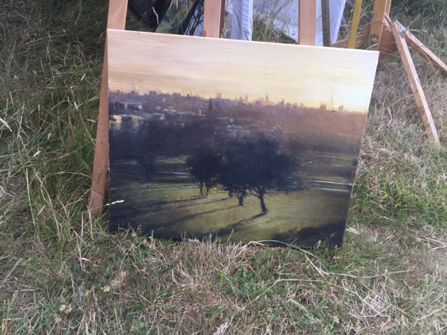 The Hampstead Art Fair   White Stone Pond   Hampstead