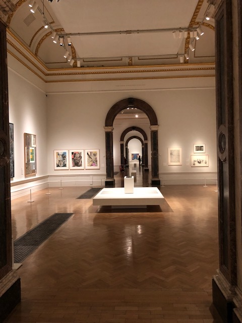 Jaspers Johns at The Royal Academy   The Royal Academy of Arts   Art Review