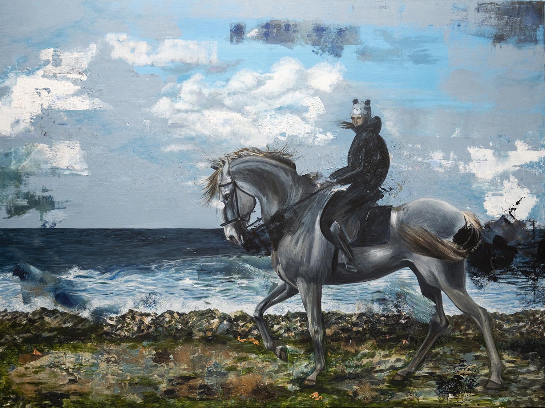 Horse Art | Abstract Horse Art