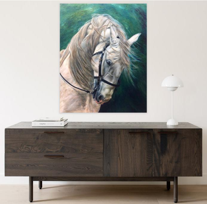 Centurion | Horse Art | Equine Art