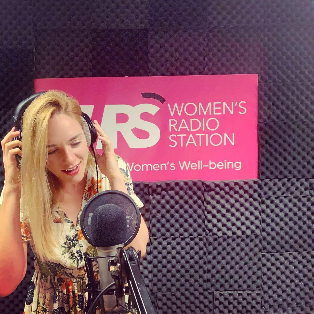 Women's Radio Station | Press | Judymay Murphy