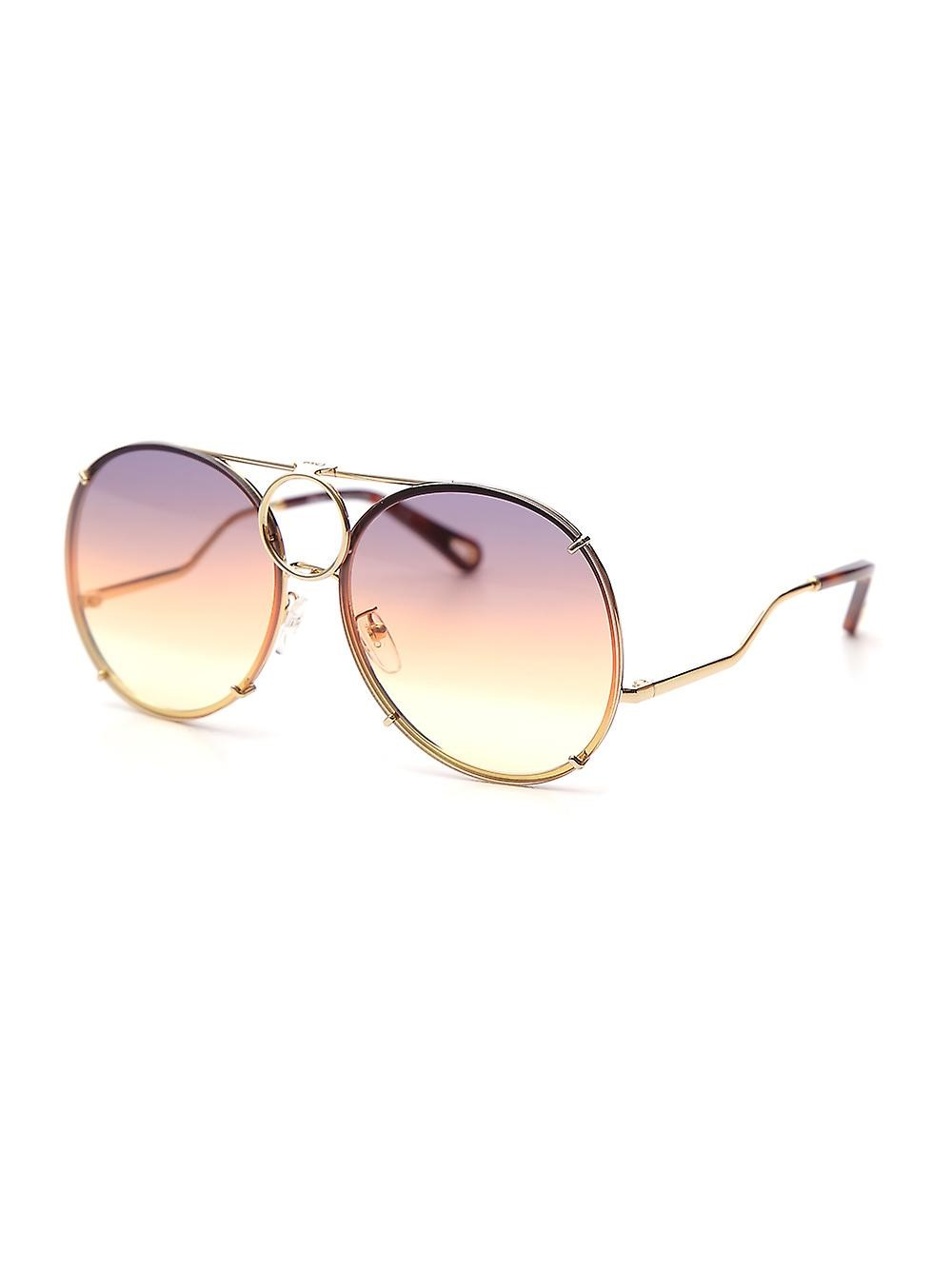 Vicky Sunglasses £325, Eyesite Opticians