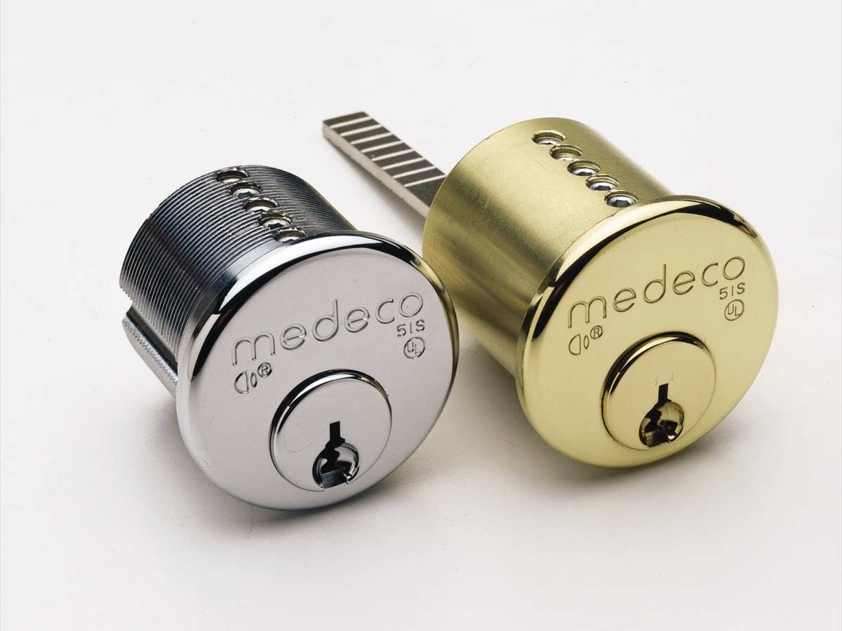 Authorized dealer and installer of medeco™ high security locks