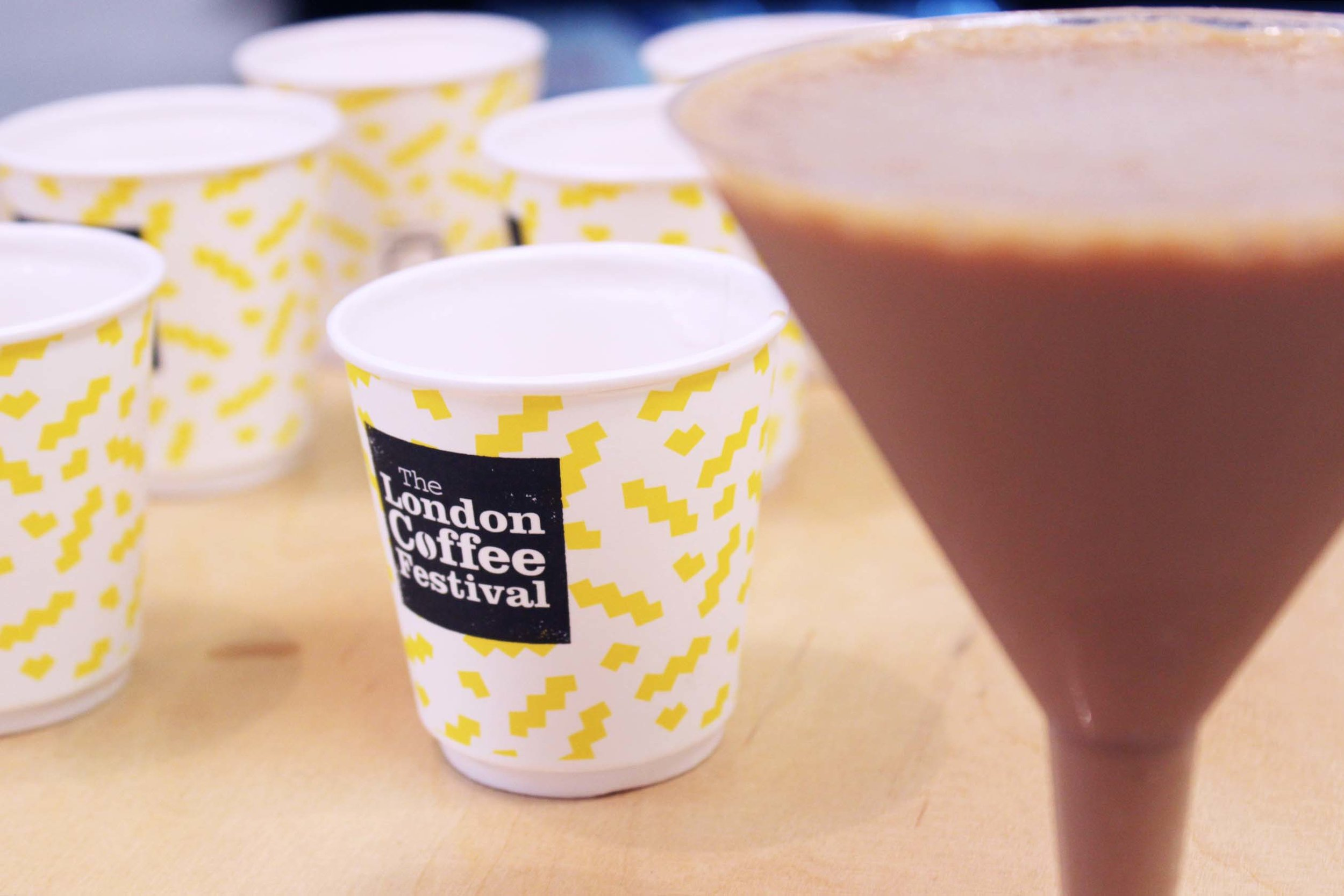 Brands I Loved at London Coffee Festival  -