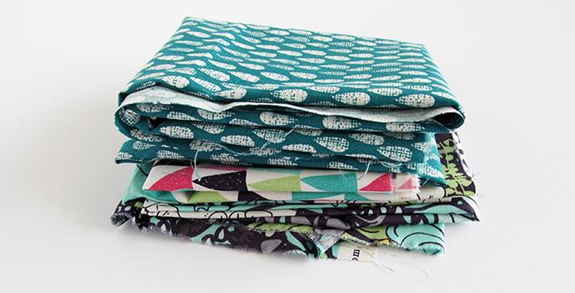 Succulence blog tour fabric stacks