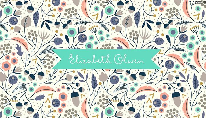 elizabeth olwen surface pattern design class