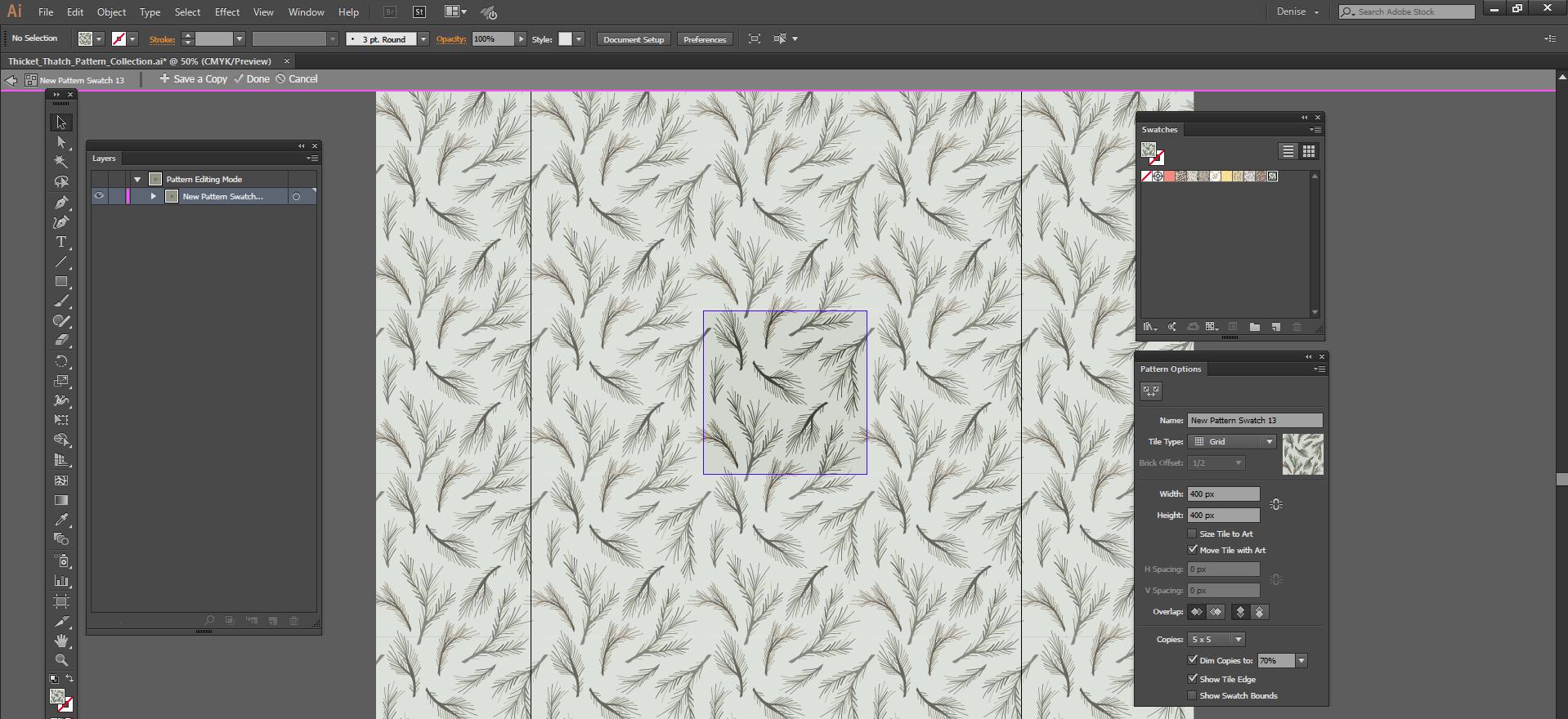 pattern_options_panel