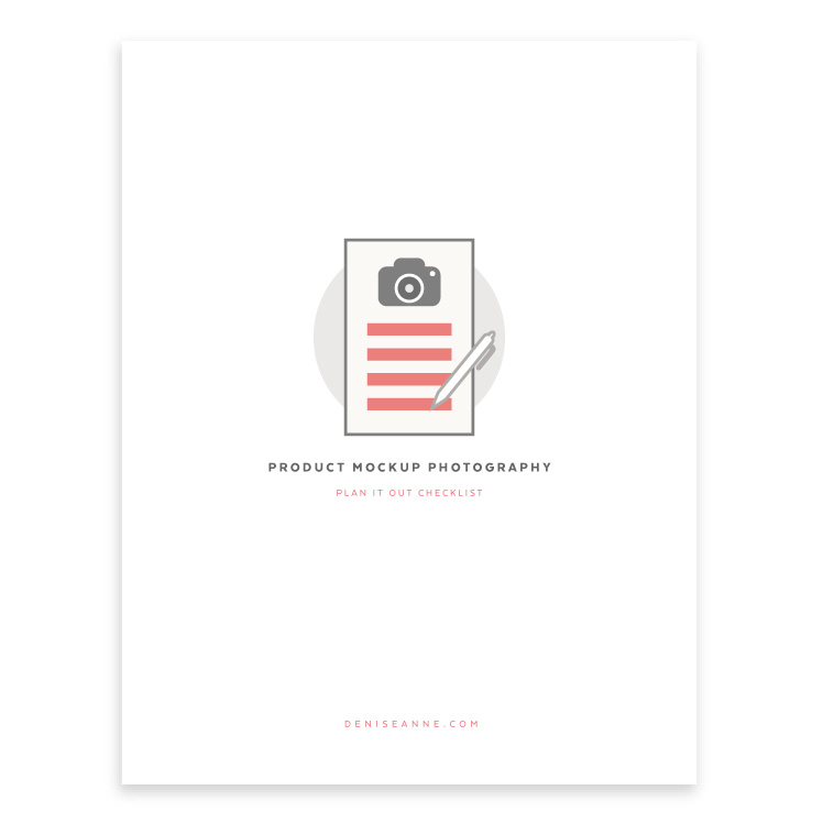 product-mockup-photography-checklist